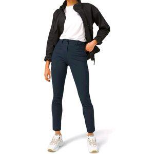 Size 2 Lululemon Trouser Work Pants Navy